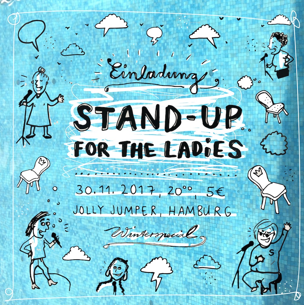 Stand-up for the Ladies